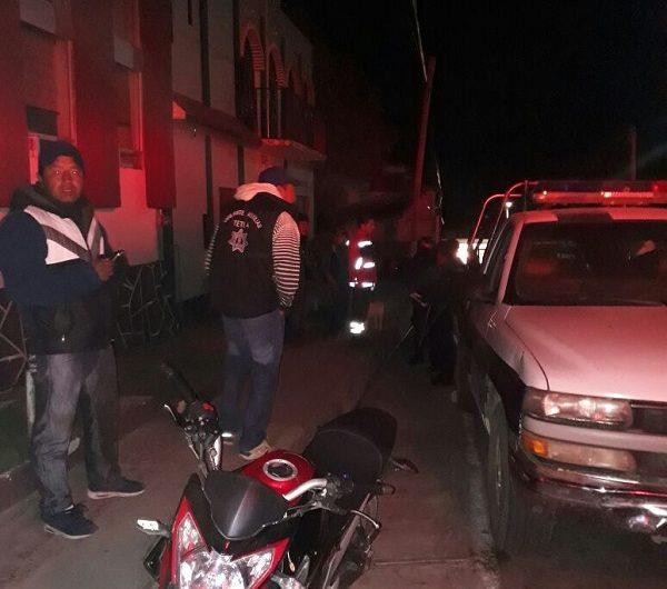 Rescatan a tres jóvenes extraviados en la zona del Izta-Popo
