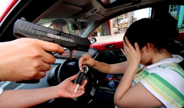 Robo violento de autos en Puebla, mayor al resto del país