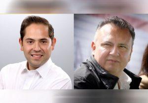 Raúl Bolaños Cacho Cué y Héctor Pablo Ramírez Puga Leyva, en pugna para el Senado de la Formula PRI-PVEM-Nueva Alianza por Oaxaca. Revisa sus vínculos, señalamientos y trayectorias