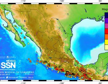 Casi 30 sismos han ocurrido en Aguascalientes desde 2015