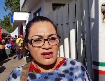 Sol Rojo toma SCT y Sedesol; exigen apoyos para San Blas Atempa y Copala