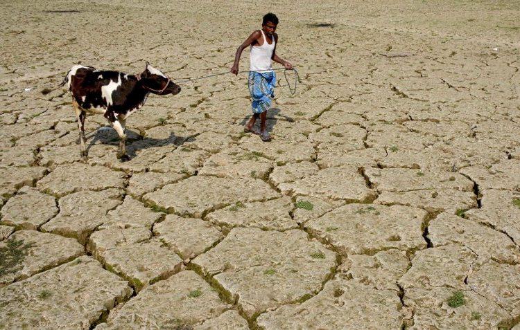 cambio climático estudio inundaciones sequías frecuentes