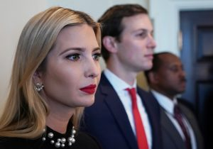 Ivanka Trump se quejó de que Jared Kushner está siendo avergonzado por John Kelly: Informe