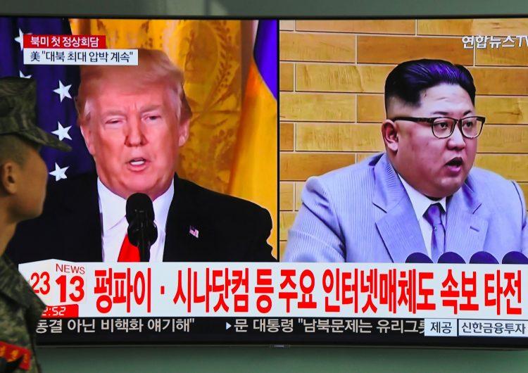 Los momentos entre Trump y Kim Jong-Un: de los insultos a sentarse en la misma mesa