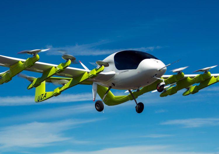 Así son los taxis voladores que el cofundador de Google prueba en Nueva Zelanda
