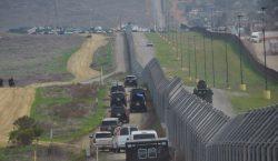 """Legisladora propone un muro """"extra"""" que divida a California y…"""