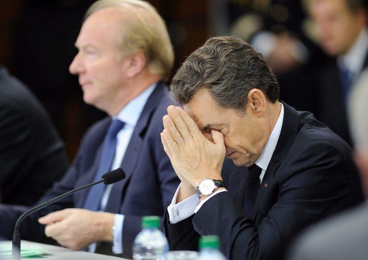 Detienen al expresidente francés Nicolas Sarkozy, por la supuesta financiación ilegal en su campaña de 2007