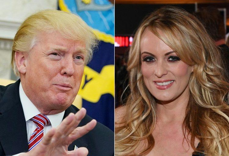 Lo que sabemos de la presunta relación entre Stormy Daniels y Donald Trump