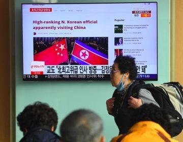 Kim Jong Un viajó en secreto a China y se reunió con el presidente Xi Jinping