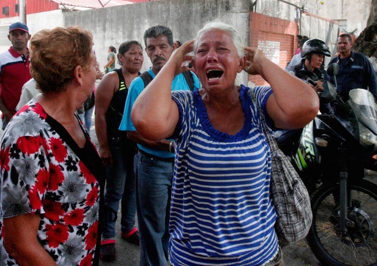 Venezuela vive una de sus peores crisis carcelarias: un motín deja 68 muertos