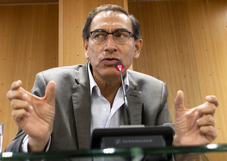 ¿Quién es Martín Vizcarra, el ingeniero austero llamado a presidir Perú?