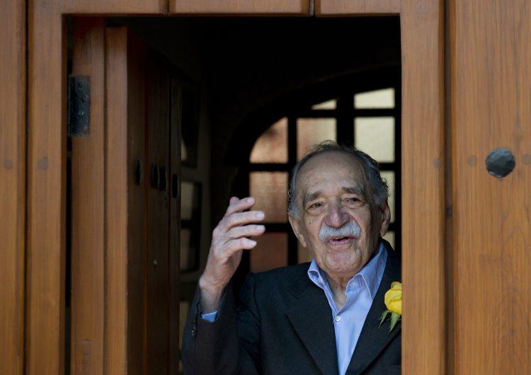 7 citas de Gabriel García Márquez en su cumpleaños