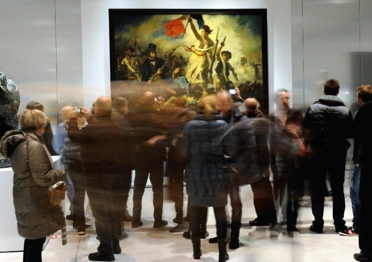 """Facebook contra los """"desnudos"""": ahora censura un famoso cuadro francés"""