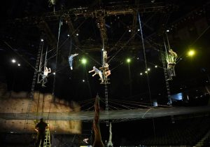 Acróbata del Cirque du Soleil muere tras caer durante su presentación