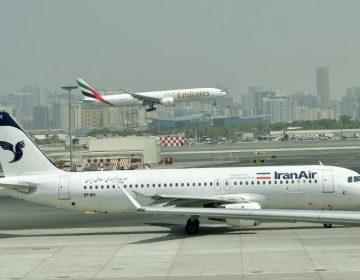 Se estrella en Irán un jet que transportaba a mujeres que volvían de una fiesta