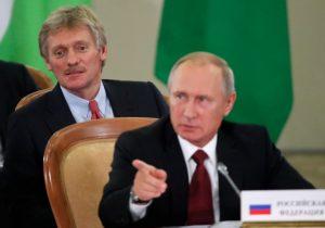 """Vocero de Putin llama """"prostitutas"""" a las mujeres que iniciaron el #MeToo"""