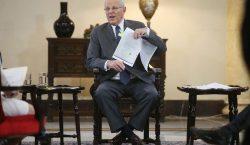 La fiscalía peruana allana dos propiedades de Kuczynski y un…