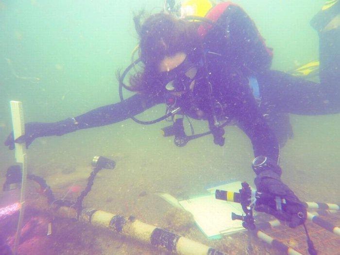Descubren cementerio indígena con más de 7,000 años de antigüedad en el Golfo de México