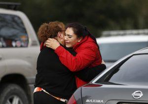 Toma de rehenes en casa de veteranos en California, deja 4 muertos incluido el agresor