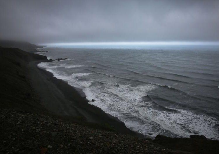 cráteres Islandia submarinos armas océano