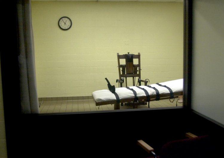 Así es la pena de muerte con nitrógeno que quiere implementar Oklahoma