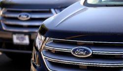 Por problemas en el volante, Ford retira 1.3 millones de…