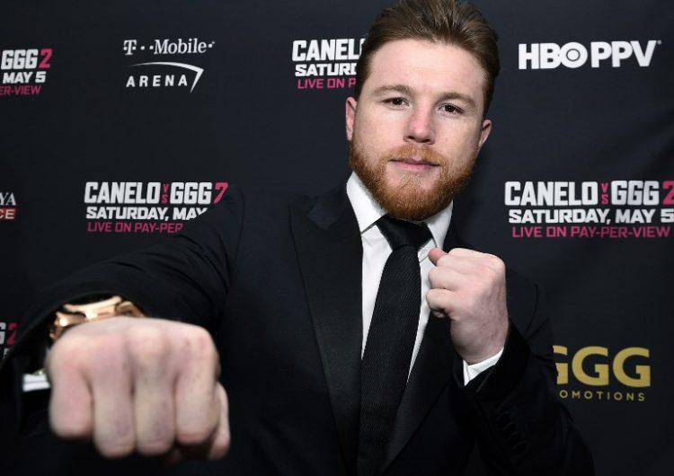 """El boxeador Saúl """"Canelo"""" Álvarez da positivo en prueba antidopaje por Clembuterol"""