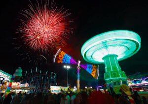 Música de Kansas y El Recodo en la Feria de San Diego