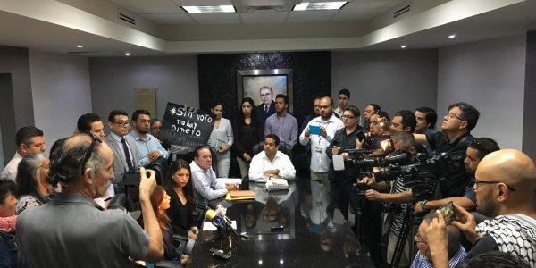 """Decidirán futuro de """"Sin Voto No Hay Dinero"""" en BC"""