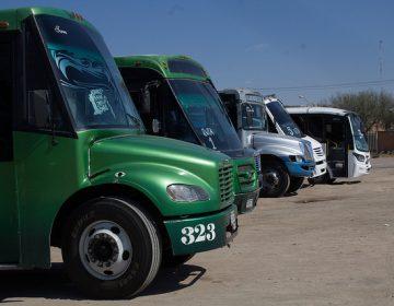 Frenan 100 camiones urbanos por falta de mantenimiento y reparaciones