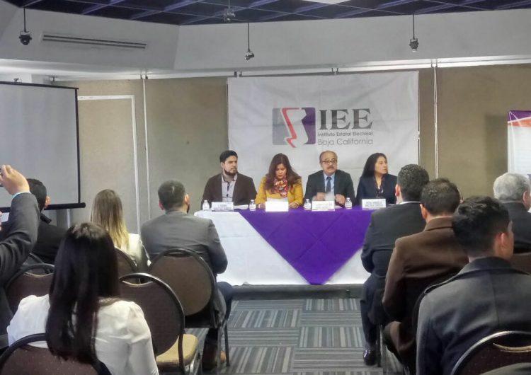 Jóvenes deben ser ciudadanos de hoy: IEEBC