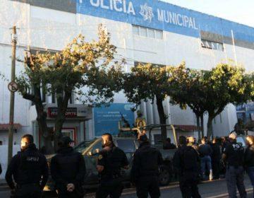Fuerzas federales y estatal toman el control de policía de Tlaquepaque