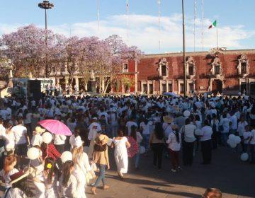 Marcha la iglesia y miles contra el aborto