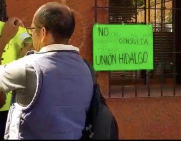 Las movilizaciones del día en Oaxaca