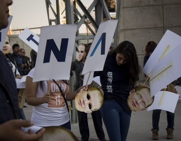 ¿Ricardo Anaya apoya la construcción del muro fronterizo con EU?