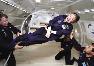 Hawking, artista