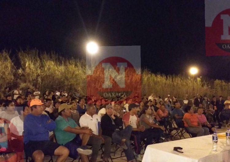 Residencial Santa María  no permitirá mototaxis en el fraccionamiento, ratifican vecinos en Asamblea; exigen al gobierno de Oaxaca respetar y apoyar su decisión