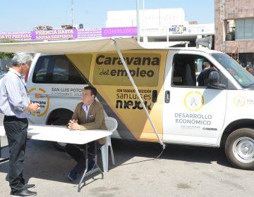¿Ya eres parte de la Caravana del Empleo?