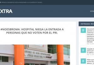 Desmienten que hospital de Tabasco niegue el servicio a quien no vote por el PRI