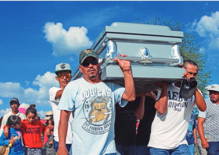Sin Patria. El Llano, en la tragedia Migrante