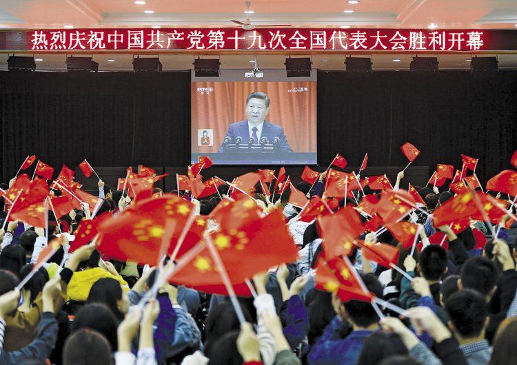 china presidente vitalicio Xi Jinping