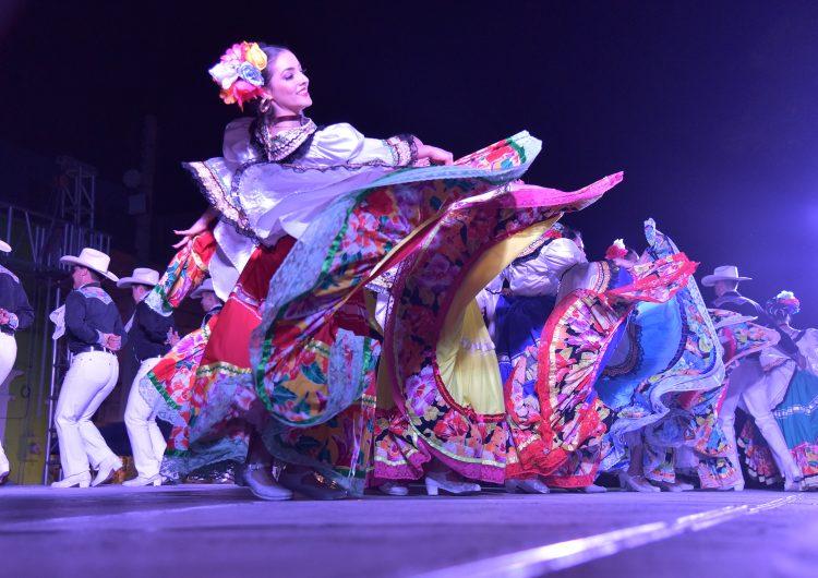 Participarán bailares de Jesús María en el Encuentro Étnico de Danza, celebrado en Oaxaca