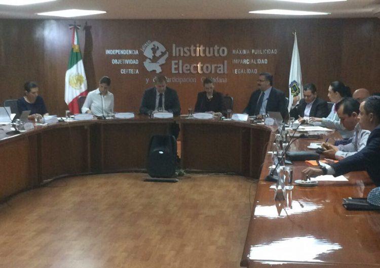 Instituto Electoral de Jalisco resolverá tema de candidaturas a Gubernatura hasta último momento