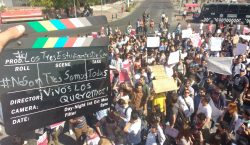 #NoSonTresSomosTodxs, exigen aparición con vida de estudiantes en Jalisco, estado…