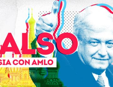 Verificado.mx: Es falso que un noticiero ruso anuncia que el gobierno de Putin decidió apoyar a López Obrador