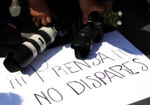 Aumenta el número de agresiones contra periodistas en SLP