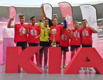 Triunfan tijuanenses en torneo nacional de fútbol