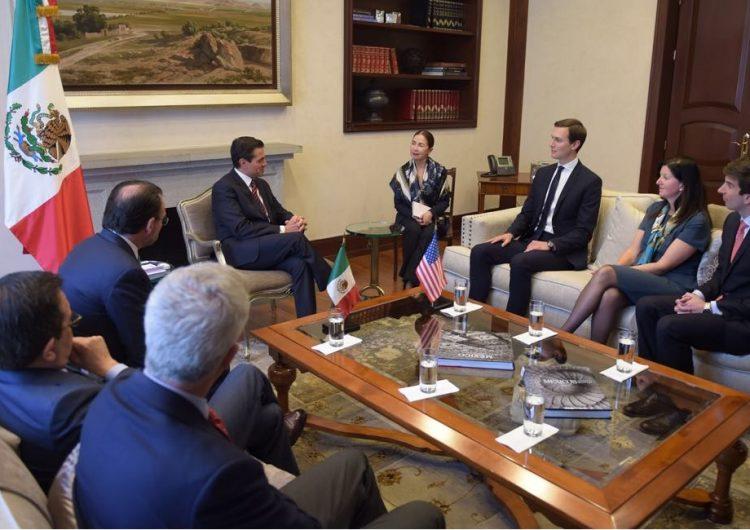 Reunión Trump-Peña dependerá del avance en negociaciones del TLCAN y otros temas bilaterales