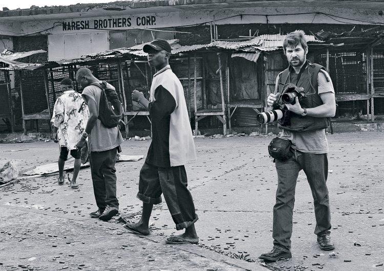 Chris Hondros, el ojo que retrató los horrores de las guerras de nuestro tiempo