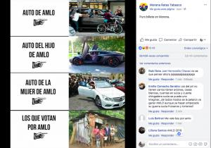 El Lamborghini y el Mercedes de la familia López Obrador… falsos
